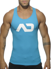 ADDICTED Basic AD Tanktop Turquo