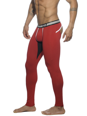 ADDICTED Athletic Bottom Long John Red