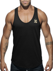 ADDICTED Military Tanktop Black