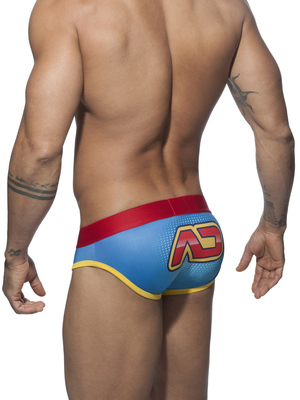 ADDICTED HERO BRIEF Royal Blue
