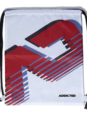 ADDICTED AD Reversible Backpack White