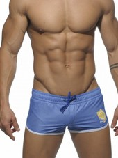 Addicted Curved Mini Swim Short