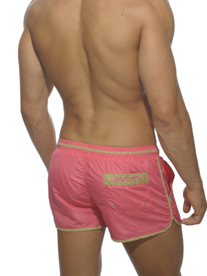 Addicted Piping Basic Short Pink