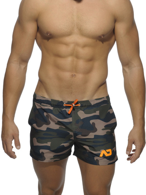 Addicteed Camouflage Swimwear Short