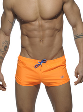 ADDICTED Basic Mini Short Orange