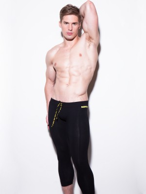 N2N Cotton Sport Runner Black
