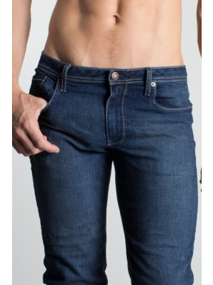 Timoteo The Rocko Jean Denim Wash Slim