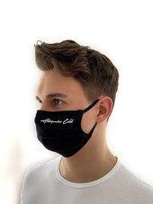 ALEXANDER COBB Face Mask Black