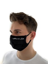 ALEXANDER COBB Face Mask Black M