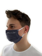 ALEXANDER COBB Face Mask Grey