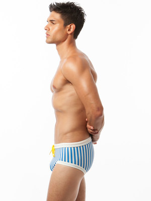 N2N MYKONOS Trunk Blue