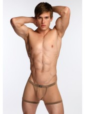 N2N Net Pouch Boxer Nude