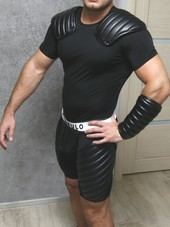 Maskulo Men's Fetish T-Shirt Spa