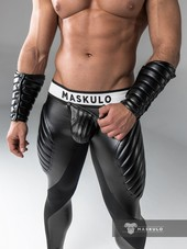 Maskulo Men's Fetish Meggings Po