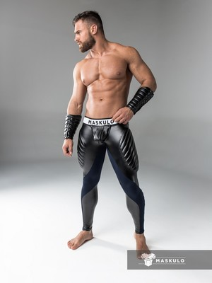 Men Leggings Jeans