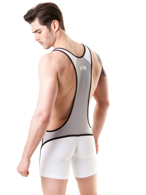 N2N Stealth Singlet Grey