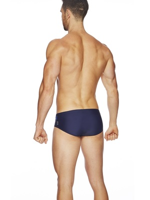 BCNU Obelisk Swim Brief Navy