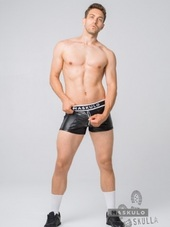 MASKULO Skulla Men's Fetish Leat