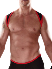 4 Hunks Sport Male Harness Stret