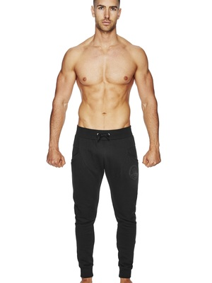 BCNU Urban Commuter Luxe Slouch Pants Black