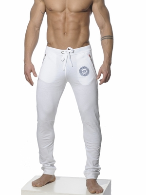 ES Collection Pique Swat Pant White