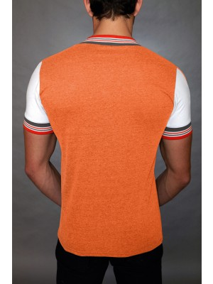 Pistol Pete SPORT S/S Tee Orange