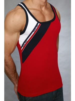 Pistol Pete RELAY Tank Red