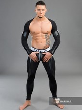 MASKULO Youngero Men's Fetish To