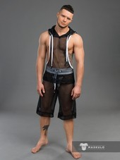 MASKULO Youngero Men's Fetish Ta