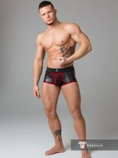 MASKULO Youngero Men's Fetish Tr