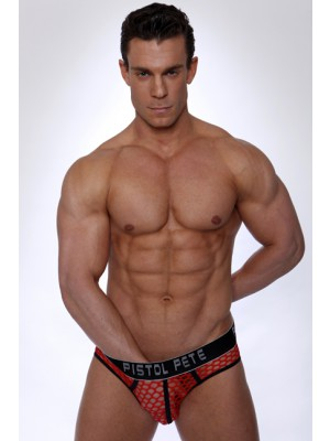 Pistol Pete XPOSE Brief Red