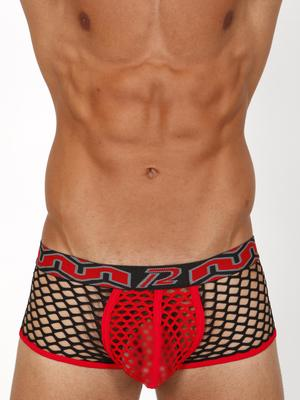 Pistol Pete Xpose'15 Trunk Black/Red