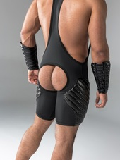 Maskulo Men's Fetish Wrestling S